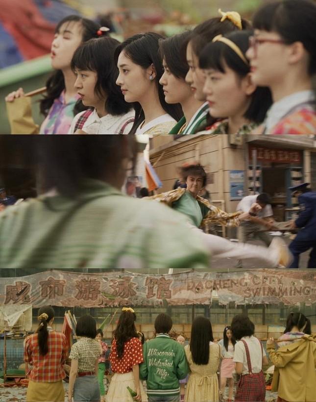 """Trung Quốc làm lại phim """"Tháng Năm Rực Rỡ"""", Chu Khiết Quỳnh sẽ vào vai của Min Hyo Rin ảnh 3"""