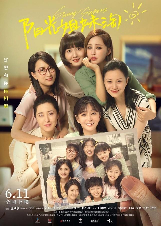 """Trung Quốc làm lại phim """"Tháng Năm Rực Rỡ"""", Chu Khiết Quỳnh sẽ vào vai của Min Hyo Rin ảnh 2"""