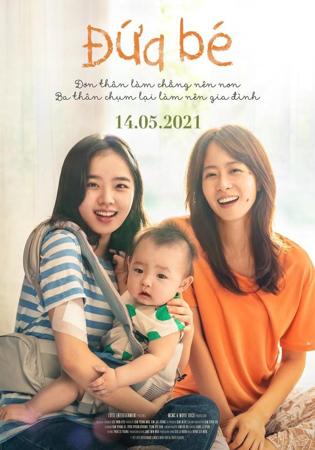 """Kim Hyang Gi của """"Thử thách thần chết"""" sắm vai cô bảo mẫu lắm chuyện trong phim """"Đứa Bé"""" ảnh 3"""
