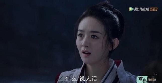 """Có tin ly hôn, khán giả mới hiểu tại sao Triệu Lệ Dĩnh trông mệt mỏi khi đóng """"Hữu Phỉ"""" ảnh 5"""