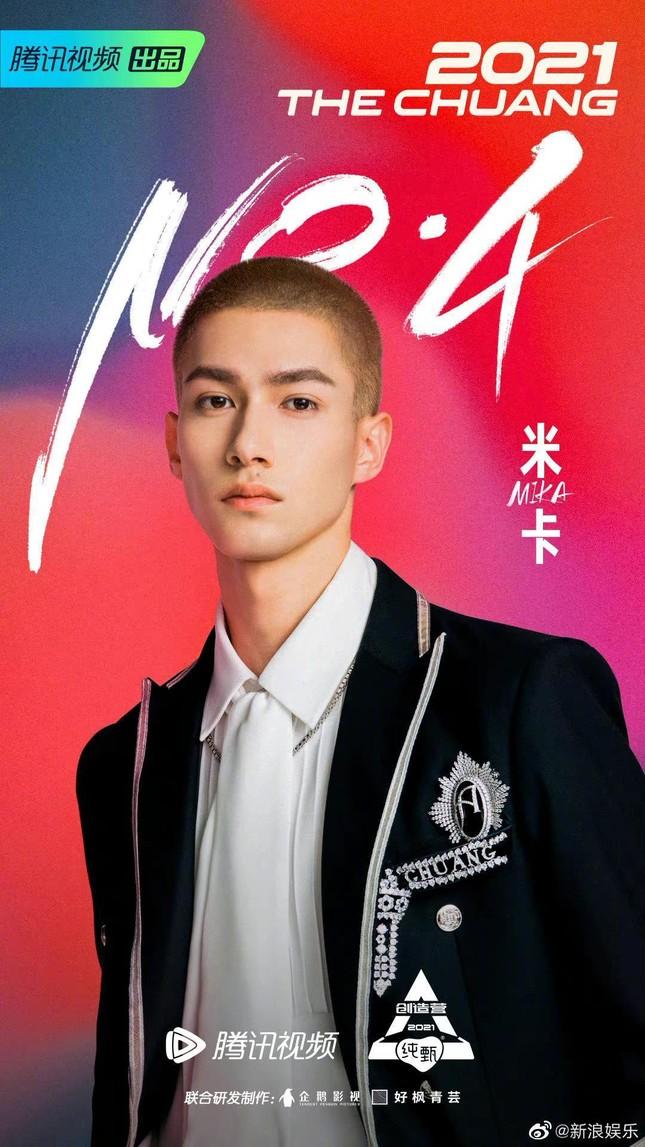 """Top debut """"Sáng Tạo Doanh 2021"""" đã lộ diện: Lưu Vũ phá """"lời nguyền"""", hạng 5 gây tranh cãi ảnh 8"""