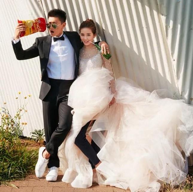 """Triệu Lệ Dĩnh ly hôn, netizen nhắc ngay """"tiểu hoa 85"""": Dương Mịch, Angelababy, Lưu Thi Thi ảnh 5"""