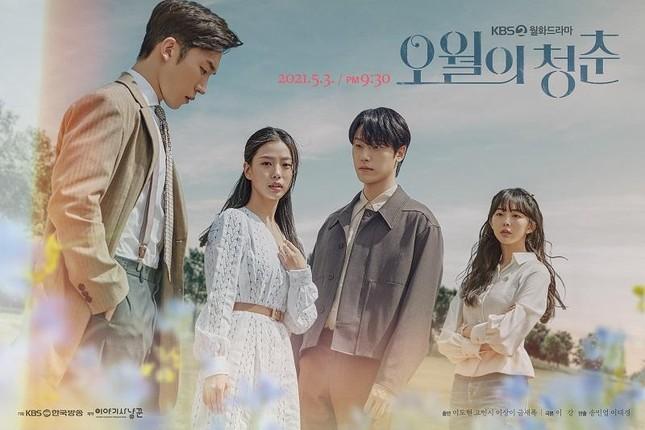 """Phim Hàn tháng 5 toàn các cặp đôi đẹp như mơ, """"hóng"""" nhất Park Bo Young - Seo In Guk ảnh 1"""
