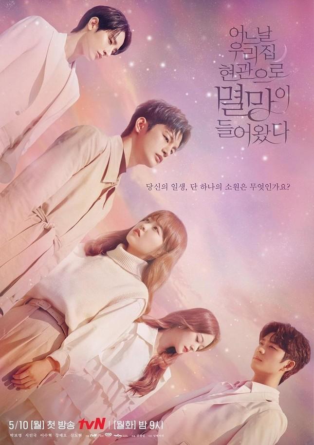 """Phim Hàn tháng 5 toàn các cặp đôi đẹp như mơ, """"hóng"""" nhất Park Bo Young - Seo In Guk ảnh 3"""
