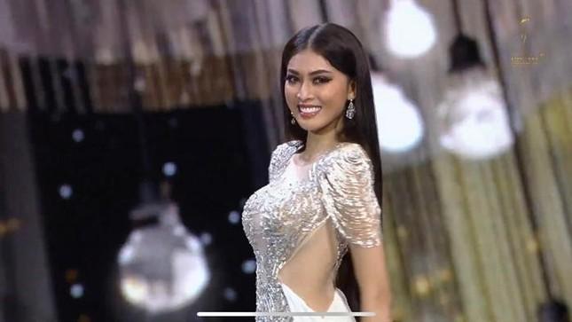 Bán kết Miss Grand International 2020: Ngọc Thảo catwalk thần sầu, hất váy cực ấn tượng ảnh 2