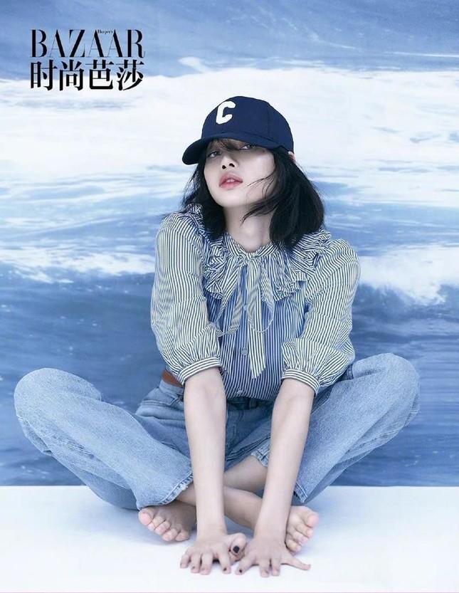 Vì sao loạt ảnh của Lisa (BLACKPINK) bị xóa sạch khỏi Weibo của Harper's BAZAAR? ảnh 4