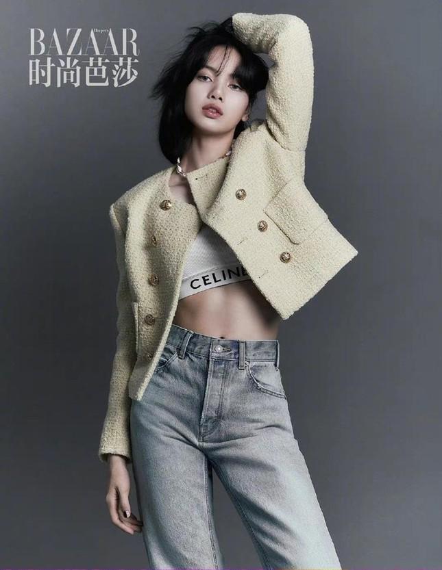 Vì sao loạt ảnh của Lisa (BLACKPINK) bị xóa sạch khỏi Weibo của Harper's BAZAAR? ảnh 2