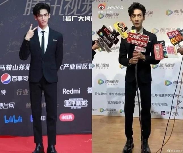 Nam thần La Vân Hi khiến netizen choáng váng với kỷ lục vòng eo chuẩn của các siêu mẫu nữ ảnh 7