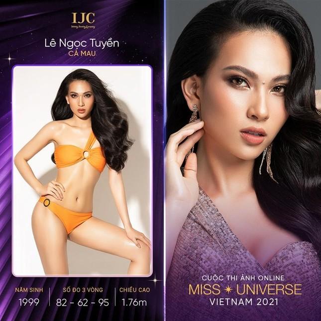 Cuộc thi ảnh online Hoa hậu Hoàn vũ Việt Nam 2021 tung loạt thí sinh có profile đặc biệt ảnh 5