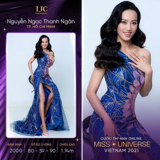 Cuộc thi ảnh online Hoa hậu Hoàn vũ Việt Nam 2021 tung loạt thí sinh có profile đặc biệt ảnh 6