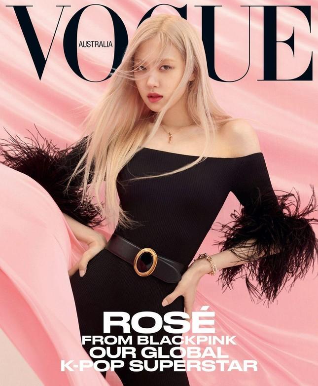 Lần đầu solo phải như Rosé (BLACKPINK), lên hẳn bìa VOGUE Úc với lời giới thiệu cực hoa mỹ ảnh 1