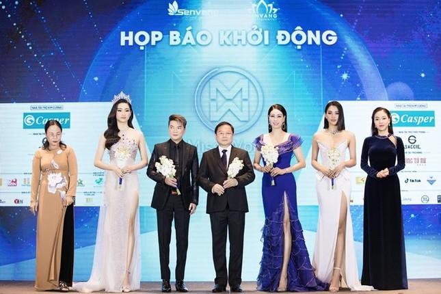Khởi động Miss World Vietnam 2021: Hoa hậu Tiểu Vy, Lương Thùy Linh ngồi ghế giám khảo ảnh 5