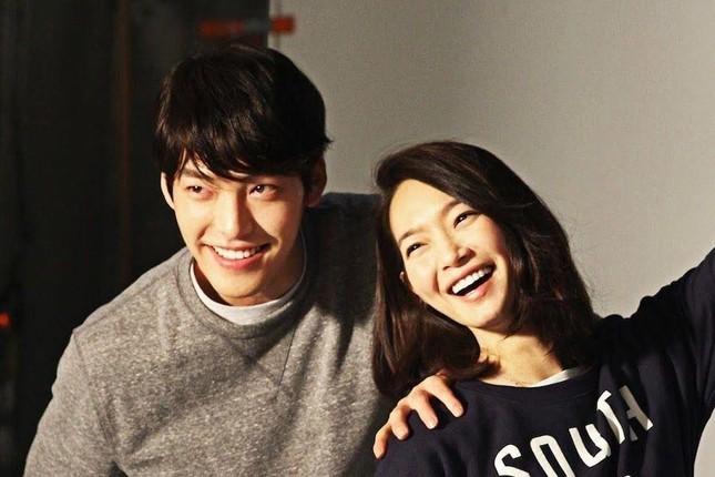 """""""Cặp đôi vàng"""" của điện ảnh Hàn: Kim Woo Bin và Shin Min Ah dự định kết hôn trong năm nay? ảnh 1"""