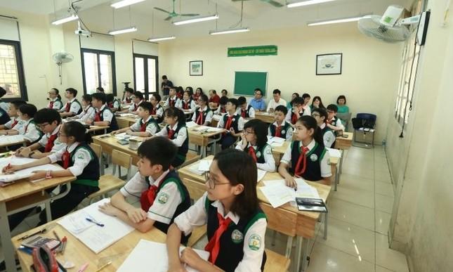 Hà Nội: Teen THCS Nguyễn Tri Phương trải nghiệm học Toán theo chương trình SGK mới ảnh 1