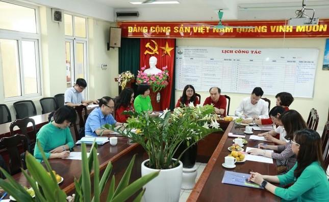 Hà Nội: Teen THCS Nguyễn Tri Phương trải nghiệm học Toán theo chương trình SGK mới ảnh 3