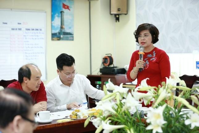 Hà Nội: Teen THCS Nguyễn Tri Phương trải nghiệm học Toán theo chương trình SGK mới ảnh 2