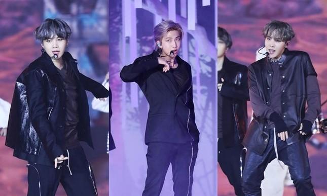 """RM, SUGA, j-hope - """"Kiềng 3 chân"""" tạo nên cá tính âm nhạc của BTS ảnh 1"""
