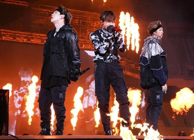 """RM, SUGA, j-hope - """"Kiềng 3 chân"""" tạo nên cá tính âm nhạc của BTS ảnh 5"""