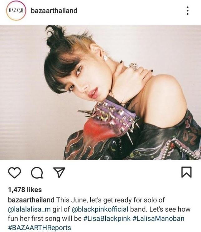 Lisa (BLACKPINK) có thể gặp bất lợi gì khi chính thức debut solo vào tháng 6 tới? ảnh 1