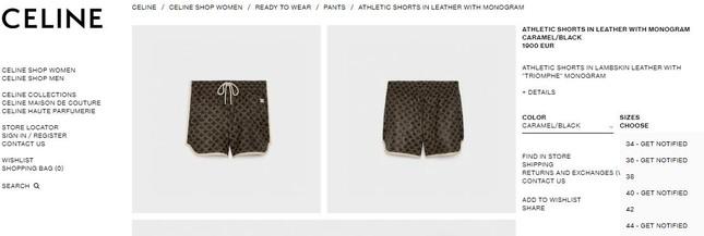 Soi giá đồ trên bìa VOGUE Nhật của Lisa mà sốc, quần soóc thể thao đắt gần bằng áo jacket? ảnh 5