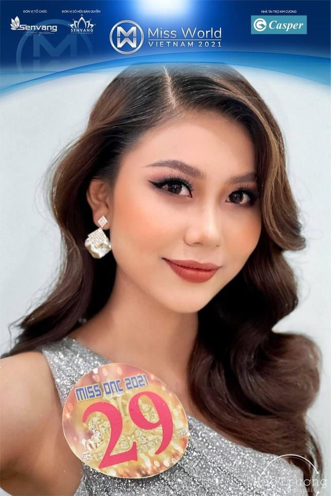 """Dàn Hoa - Á khôi """"đổ bộ"""" cuộc thi Miss World Việt Nam 2021, hứa hẹn cạnh tranh khốc liệt ảnh 10"""