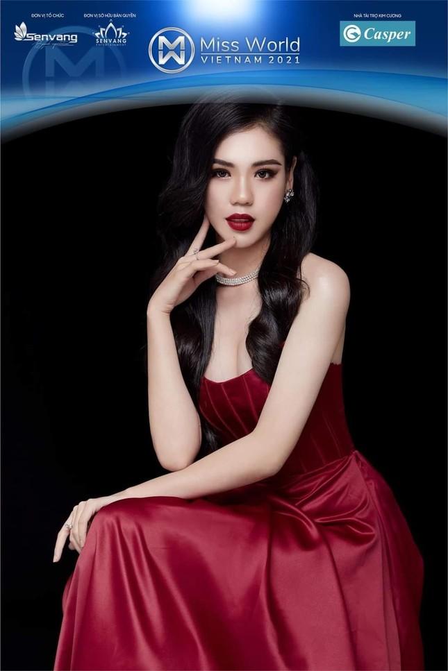 """Dàn Hoa - Á khôi """"đổ bộ"""" cuộc thi Miss World Việt Nam 2021, hứa hẹn cạnh tranh khốc liệt ảnh 6"""