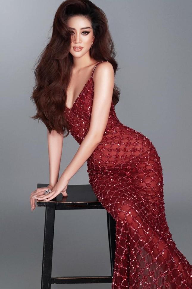 Hoa hậu Khánh Vân lọt Top 21 Miss Universe theo dự đoán của các chuyên gia sắc đẹp ảnh 2