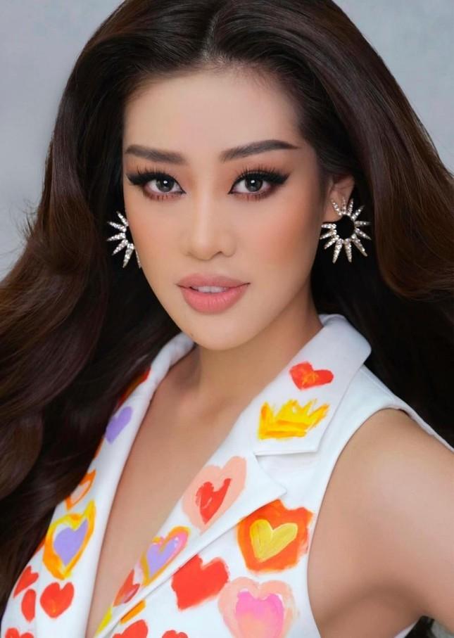 Hoa hậu Khánh Vân lọt Top 21 Miss Universe theo dự đoán của các chuyên gia sắc đẹp ảnh 5