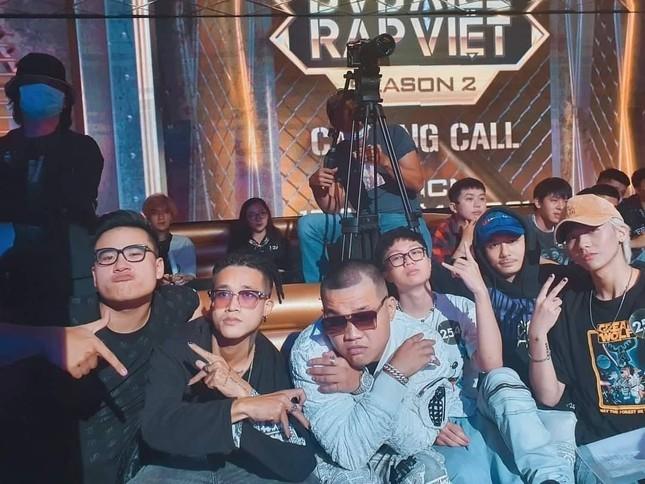 """Xuất hiện tại vòng casting của """"Rap Việt"""" mùa 2, đâu là những cái tên sẽ """"làm nên chuyện""""? ảnh 4"""