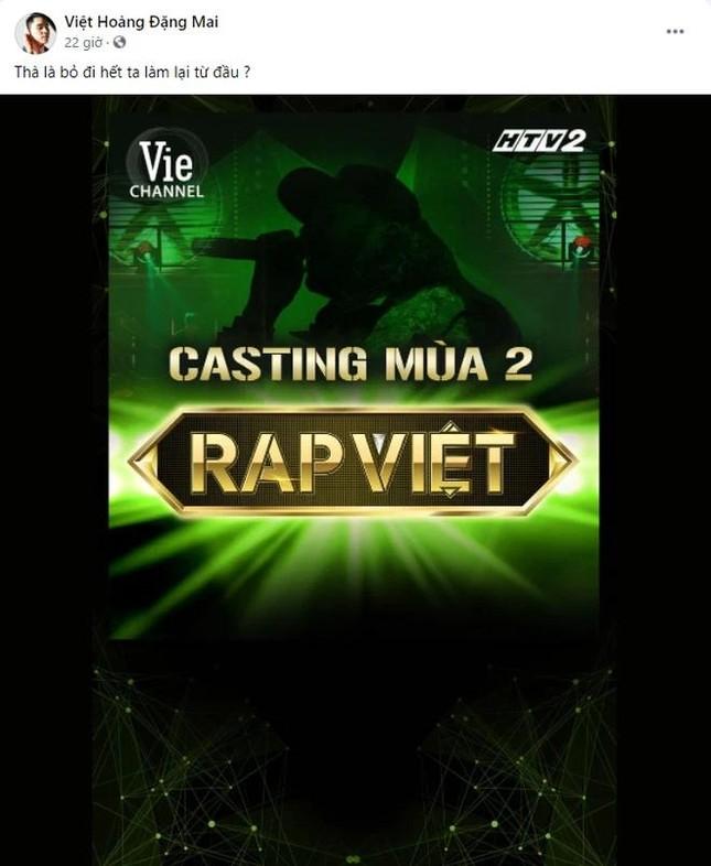 """Bất ngờ xuất hiện ở buổi casting """"Rap Việt"""", phải chăng G.Ducky thực sự """"làm lại từ đầu""""?  ảnh 3"""