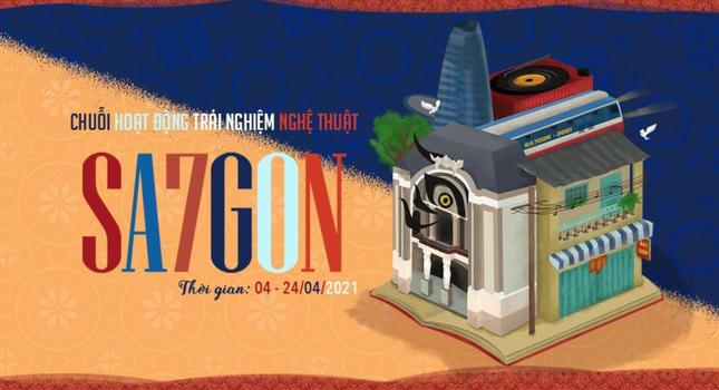 Sinh viên Báo chí và hành trình trải nghiệm 7 loại hình nghệ thuật độc đáo của Sài Gòn ảnh 1