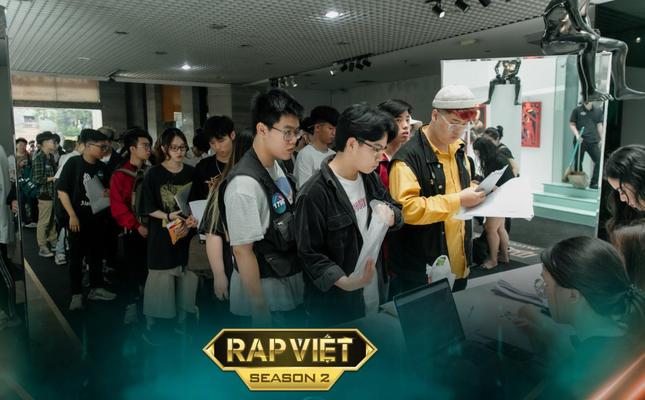 """Touliver tiết lộ về Rap Việt mùa 2: """"Cháy"""" hơn cả mùa 1, nhiều thí sinh nổi bật và đa tài ảnh 1"""