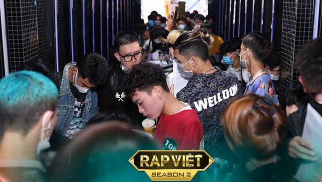 """Sau nhiều ồn ào về vòng casting """"Rap Việt"""" mùa 2, các giám khảo chính thức lên tiếng ảnh 1"""
