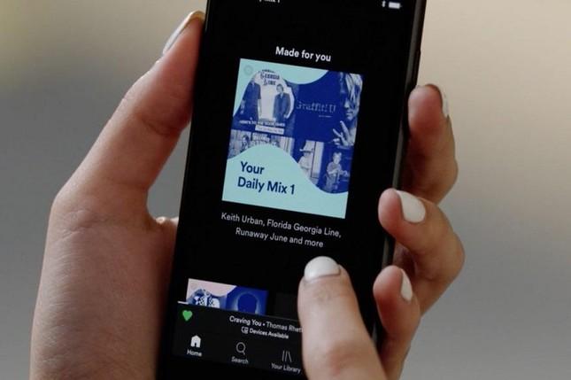 """Dành cho """"hội người lười"""": Spotify bổ sung playlist gợi ý nhạc, khỏi cần tìm kiếm cực nhọc ảnh 2"""