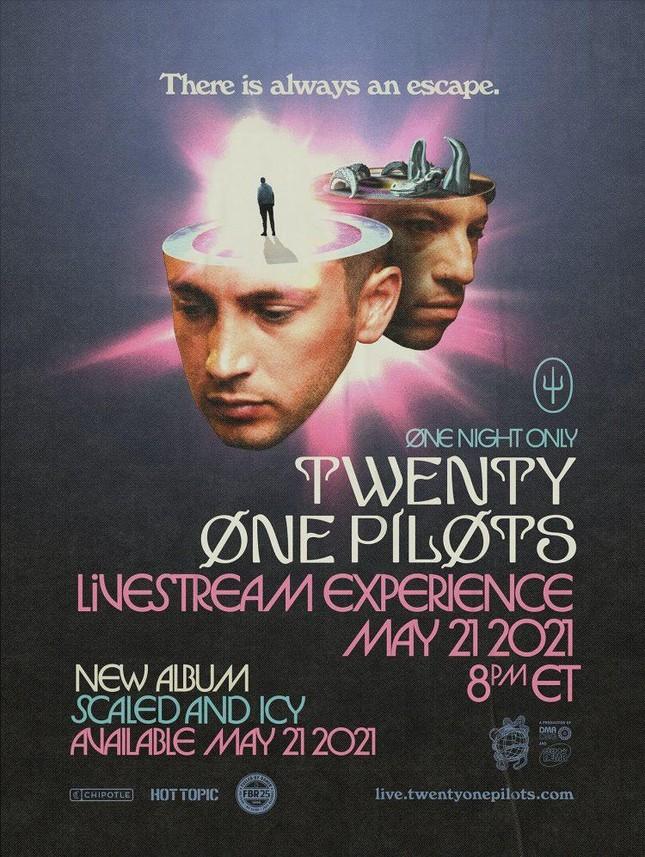 """Trở lại với bài hát mới, Twenty One Pilots có đủ """"động cơ"""" để phi thẳng lên No.1? ảnh 4"""