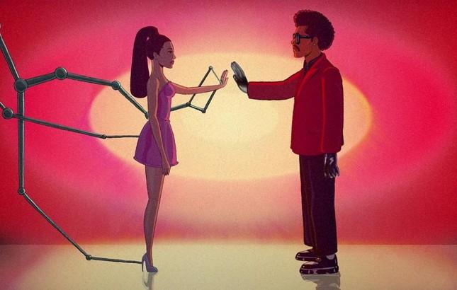 """Liệu """"Save Your Tears Remix"""" có giúp The Weeknd và Ariana Grande đạt No.1 thêm lần nữa? ảnh 2"""