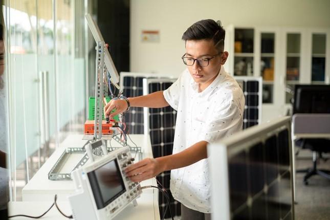 Thay đổi tương lai từ hôm nay cùng cuộc thi TechGenius: Ý tưởng nhỏ tạo phát minh to! ảnh 3