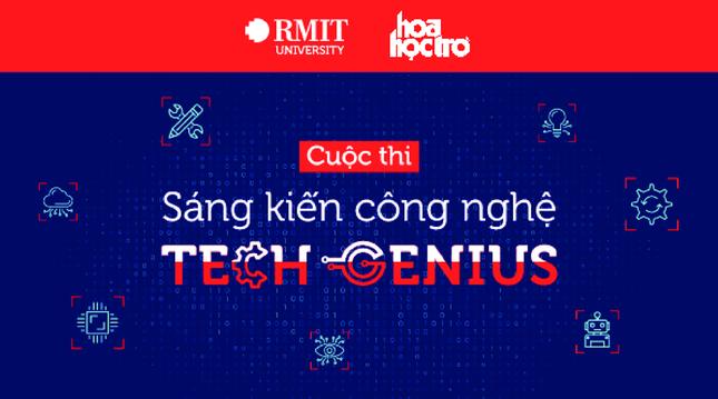 Thay đổi tương lai từ hôm nay cùng cuộc thi TechGenius: Ý tưởng nhỏ tạo phát minh to! ảnh 4