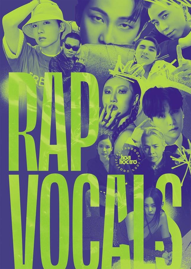 Giải phóng năng lượng ngủ quên cùng Hoa Học Trò 1357, tặng ngay fanbook Rap Vocals ảnh 1