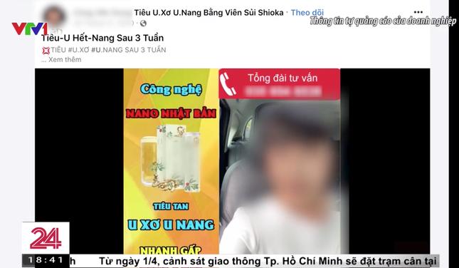 VTV đưa tin về các quảng cáo sản phẩm kém chất lượng, nghệ sĩ Vân Dung bất ngờ bị gọi tên? ảnh 1