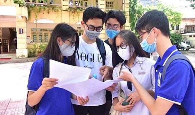 Gợi ý đáp án đề tham khảo Bài thi tổ hợp Khoa học Tự nhiên kỳ thi tốt nghiệp THPT 2021 ảnh 1