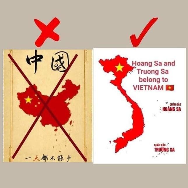 H&M bị netizen Việt kêu gọi tẩy chay vì sử dụng bản đồ có đường lưỡi bò, thực hư thế nào? ảnh 4