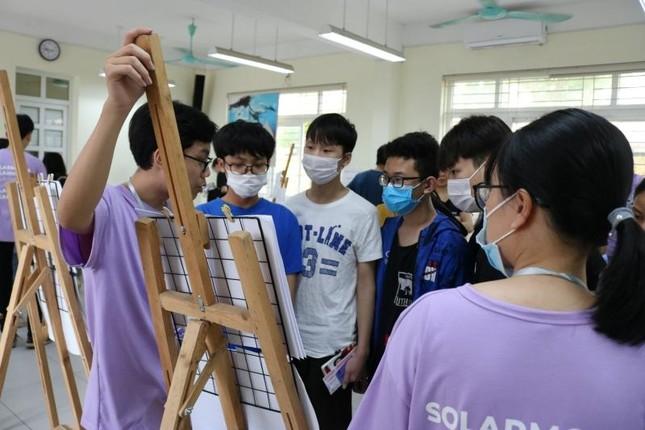 """Khám phá """"tất tần tật"""" kỳ thi vào lớp 10 THPT tại Hà Nội qua """"Ngày hội MASKA 2021"""" ảnh 4"""