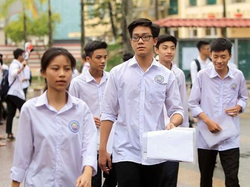Lưu ý: Học sinh lớp 12 tại Hà Nội sẽ làm bài thi khảo sát vào ngày 11/5 - 12/5 tới ảnh 1
