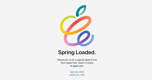 Sự kiện đầu tiên của Apple trong năm 2021: iPad Pro và nhiều sản phẩm mới ảnh 1