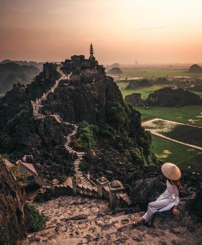 Năm du lịch Quốc gia 2021: Hang Múa (Ninh Bình) trở thành địa điểm được giới trẻ yêu thích ảnh 7