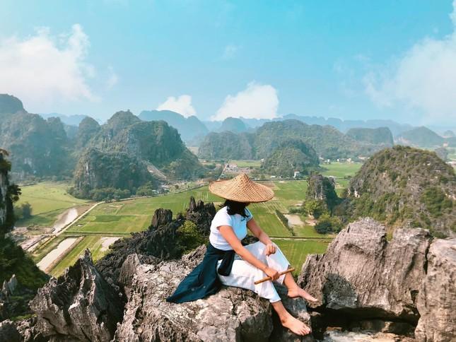 Năm du lịch Quốc gia 2021: Hang Múa (Ninh Bình) trở thành địa điểm được giới trẻ yêu thích ảnh 4