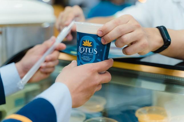 """Không cần đi máy bay vẫn có thể uống trà sữa của Vietnam Airlines, giá cả có """"trên trời""""? ảnh 3"""
