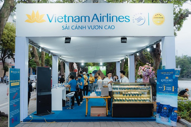 """Không cần đi máy bay vẫn có thể uống trà sữa của Vietnam Airlines, giá cả có """"trên trời""""? ảnh 4"""