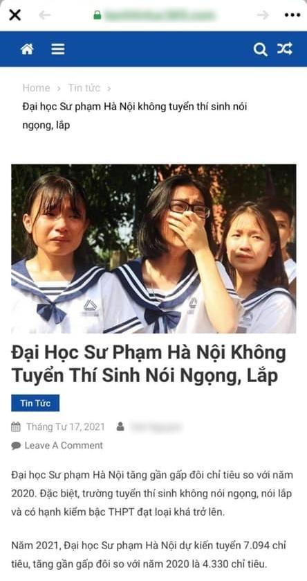 Cô Văn Thùy Dương bức xúc vì ảnh học trò khóc bị fanpage nổi tiếng lấy làm ảnh minh họa ảnh 4